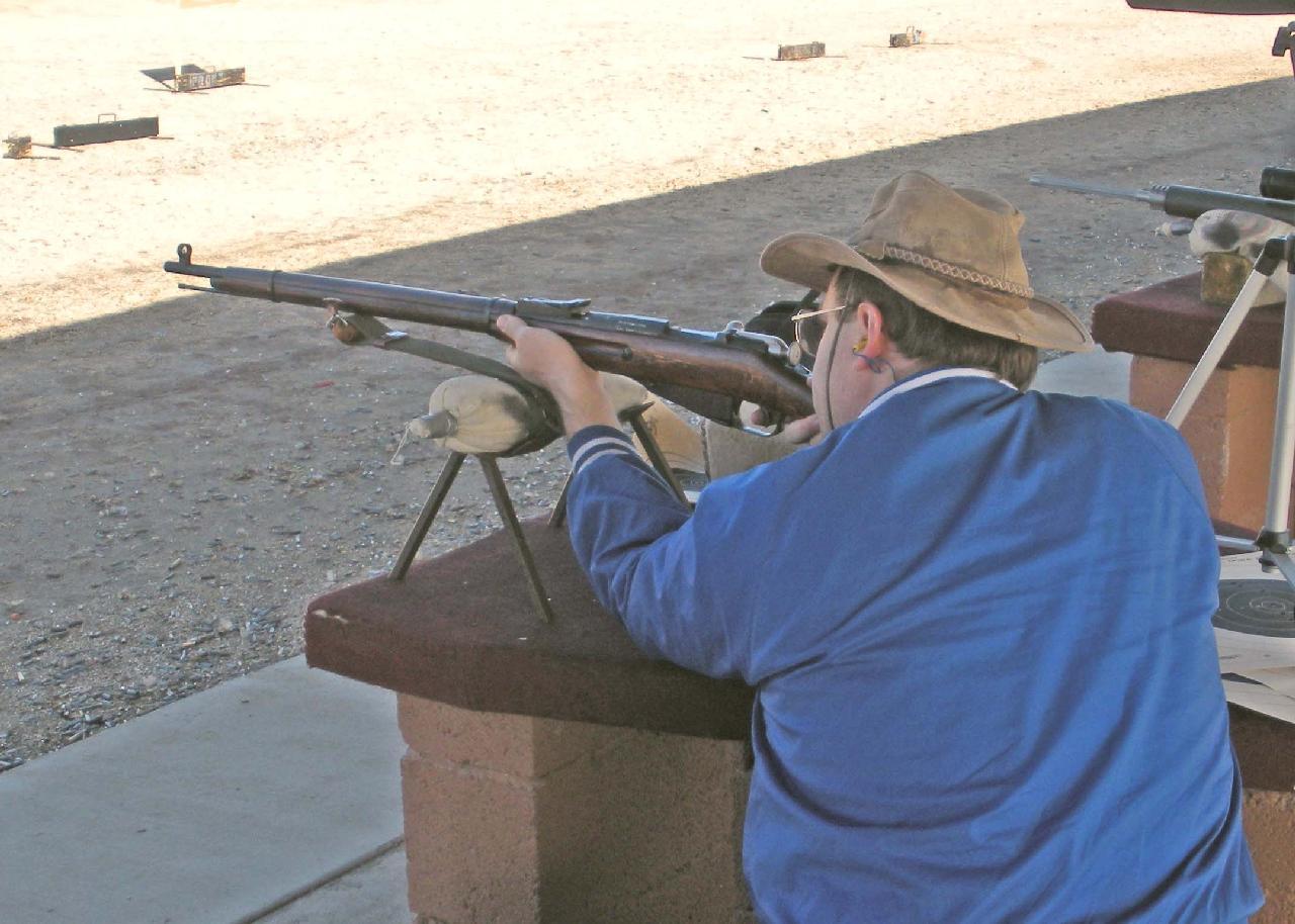 Mosin Nagant 91 30 Parts Diagram Image Of The Author Firing This Rifle